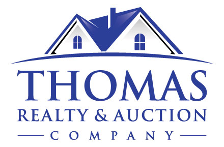 Thomas Realty, Aurora, NE Real Estate Logo