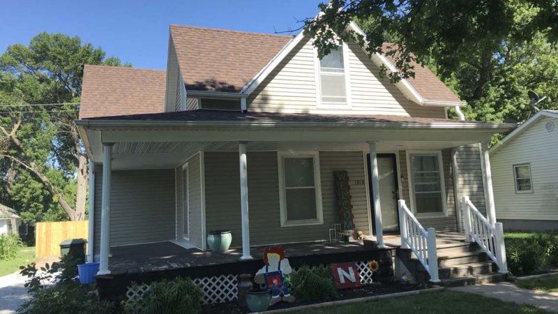 #2186.<BR>  1314 – 13th Street, Aurora — $145,000